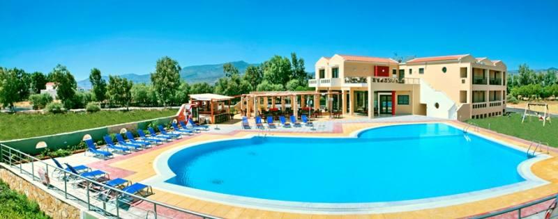 Hotel Aeolian Gaea - Skala Kallonis - Lesbos